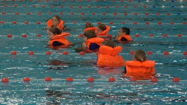 zwemmend redden