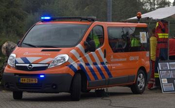 Reddingsbrigadevoertuig